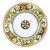 Salad/dessert plate - decor CINQUECENTO