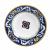 Soup plate/dinnerware - decor  RAMEGGI (13B)