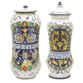 Old Pharmacy Vases